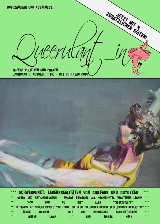 Cover der Ausgabe 6
