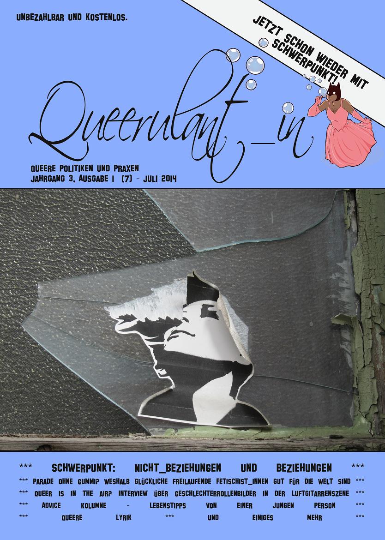 Cover der Ausgabe 7 von Queerulant_in
